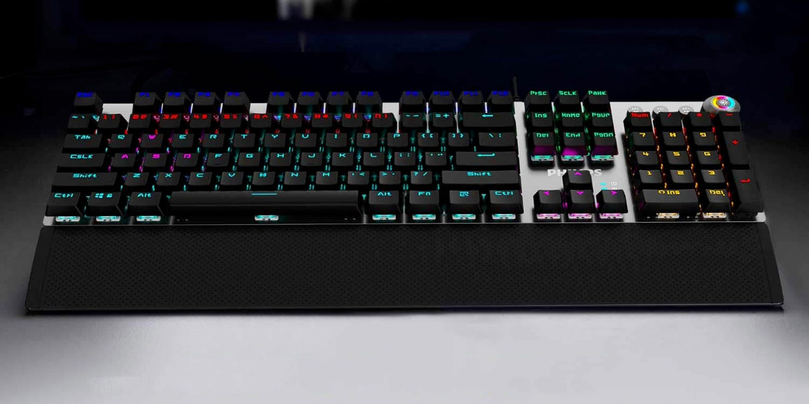Philips' new gaming peripherals are great for budget setups w/ prices from $8