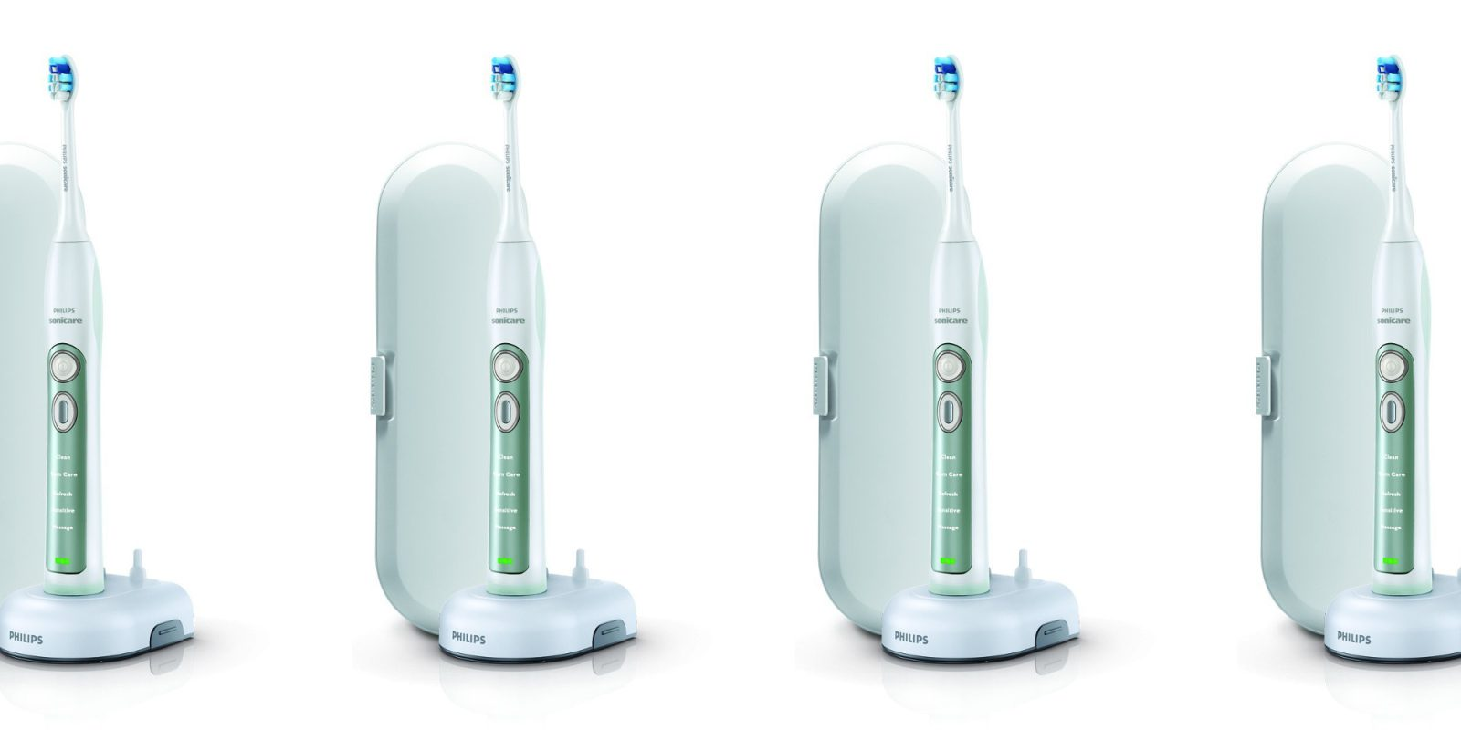 The Philips FlexCare+ Electric Toothbrush is $70 for today only (Reg. $100+)