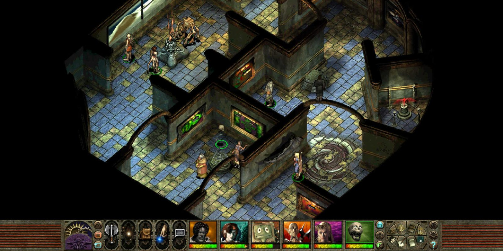 Planescape Torment has 50+ hours of tactical iOS gameplay, now $4