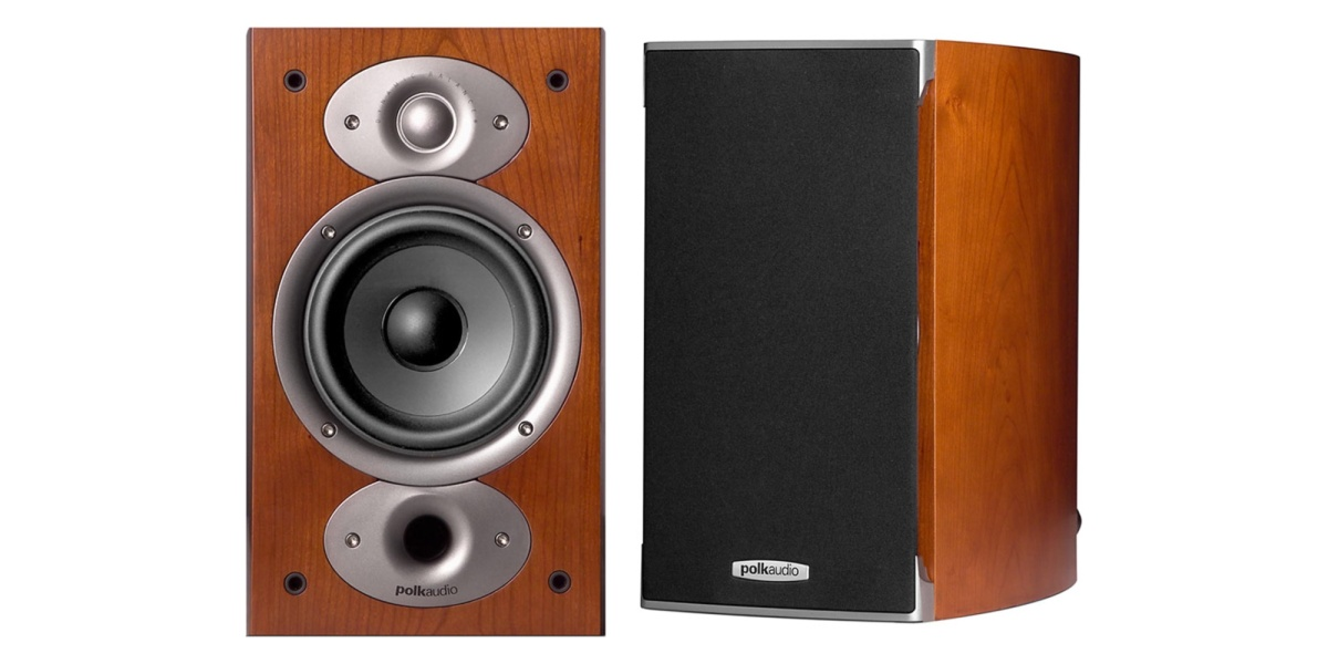 Polk Audio U0026 39 S Rti A1 Bookshelf Speakers Get  34 Discount To