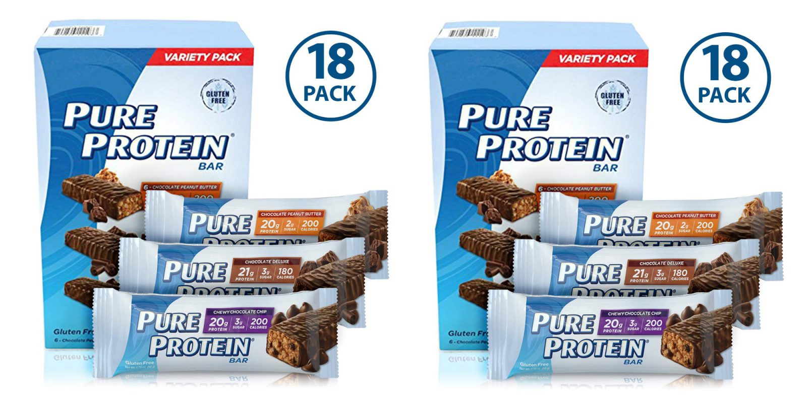 Pure Chocolate Protein Bars: 18-pack now down to $11 Prime shipped (30% off)