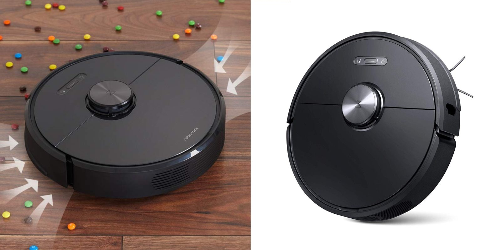 Roborock S6 Robotic Vacuum Comes Packed Full Of Features