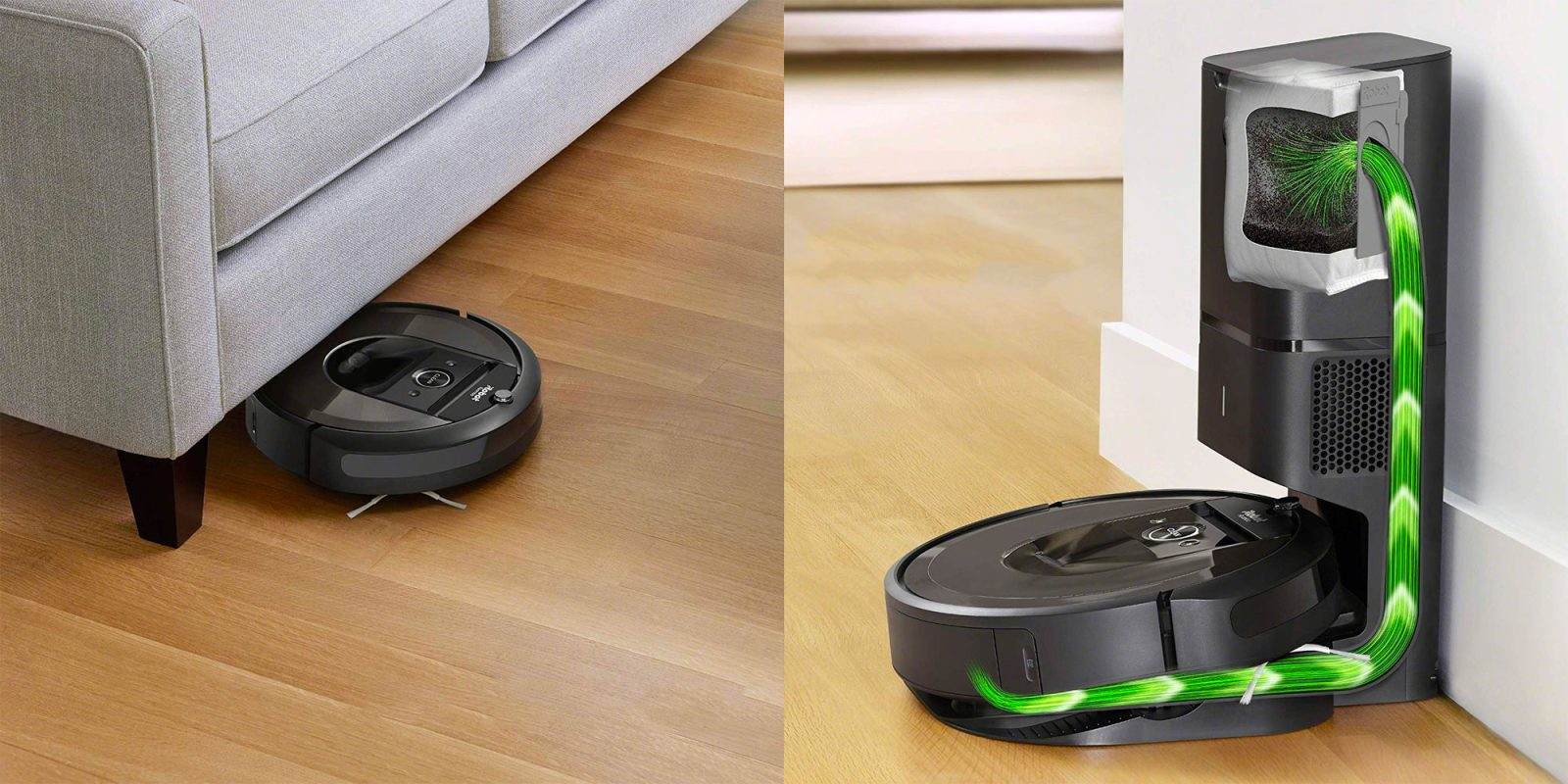 The Roomba i7+ robotic vacuum empties itself and more for $899 ($200 off)