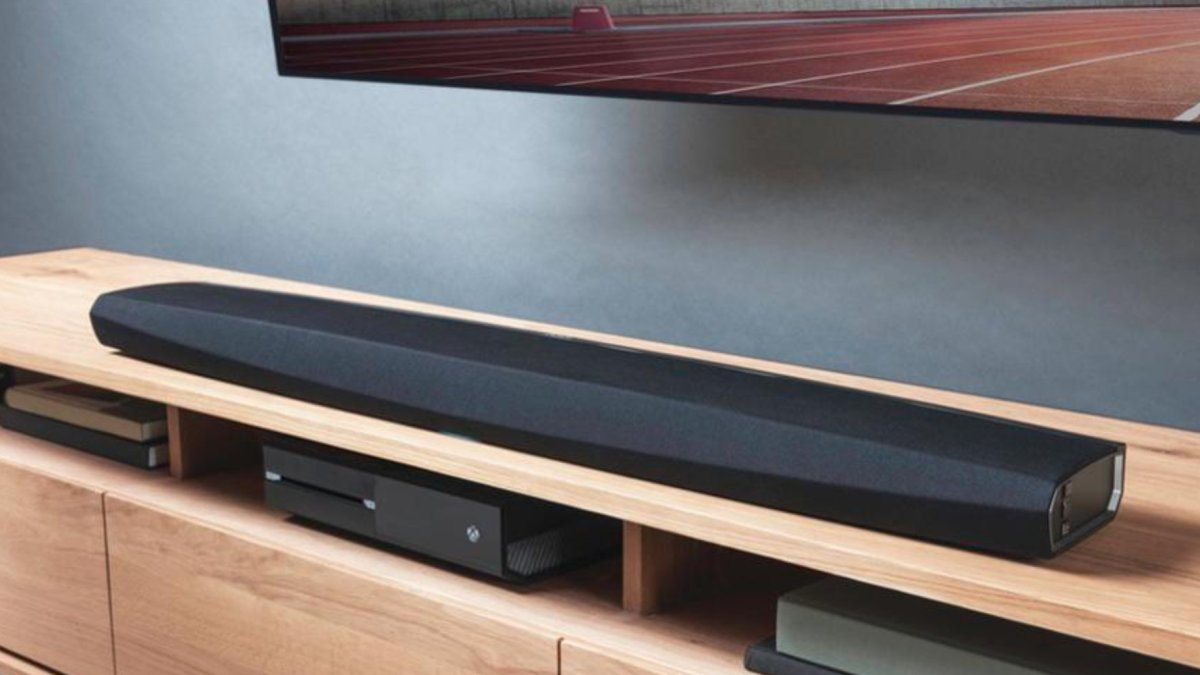 AirPlay 2 sound bars