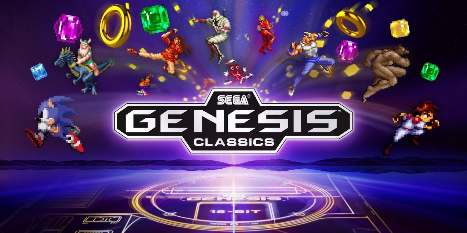 Today's Best Game Deals: SEGA Genesis Classics $15, Madden NFL 20 $30, more