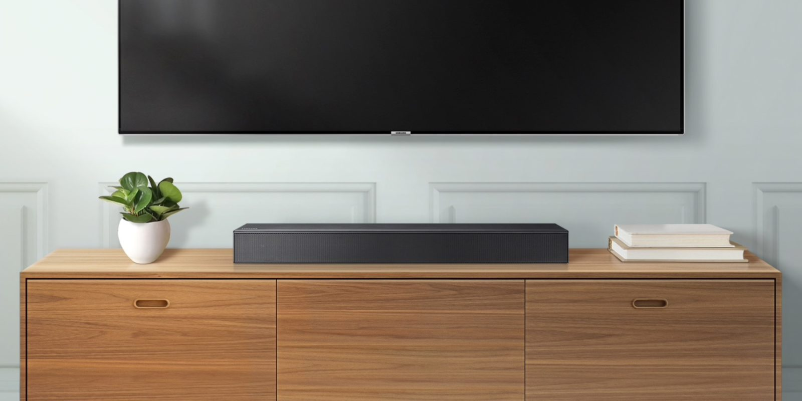 Samsung's $120 TV Mate Soundbar belongs on your entertainment center ($48 off)