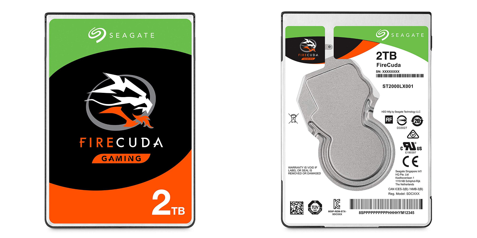 Boost PS4 speeds and capacity with Seagate's 2TB SSHD: $65