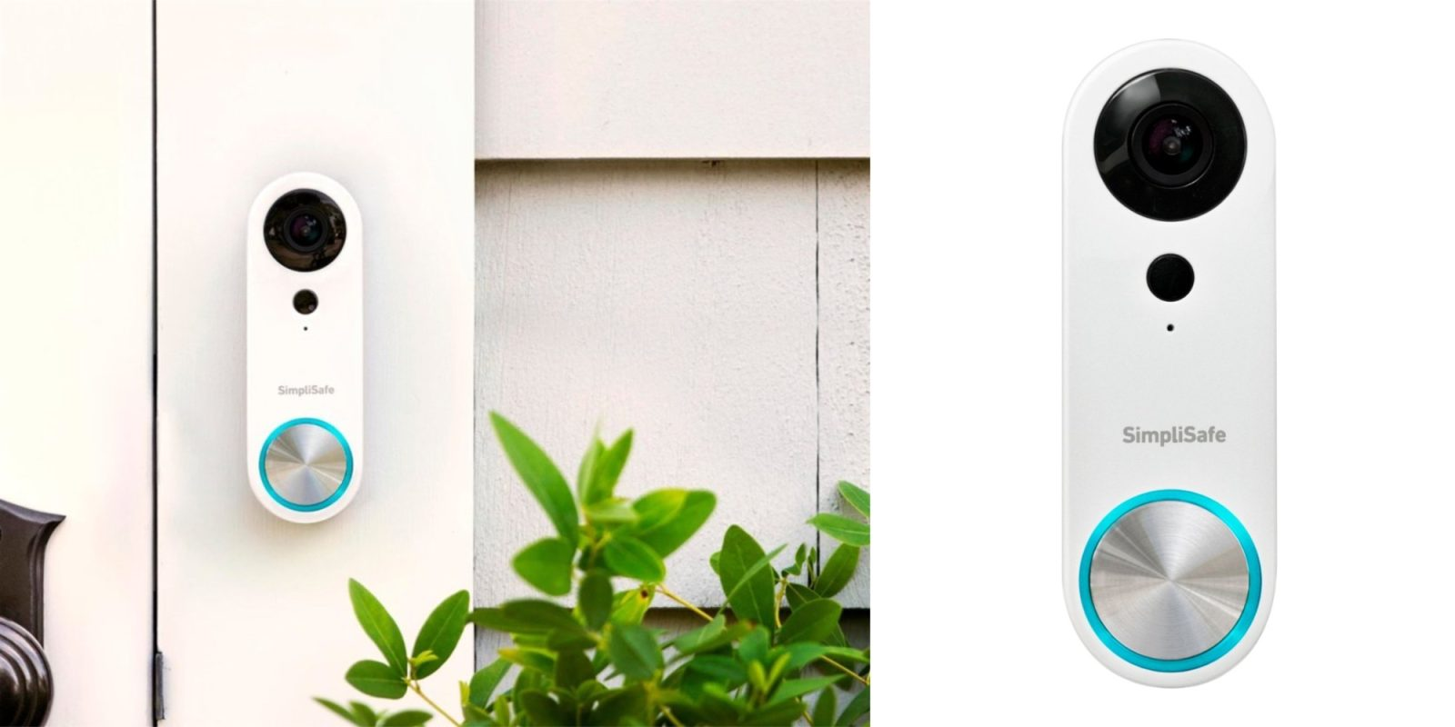 SimpliSafe's Pro Smart 1080p Video Doorbell gets $69 discount to $100