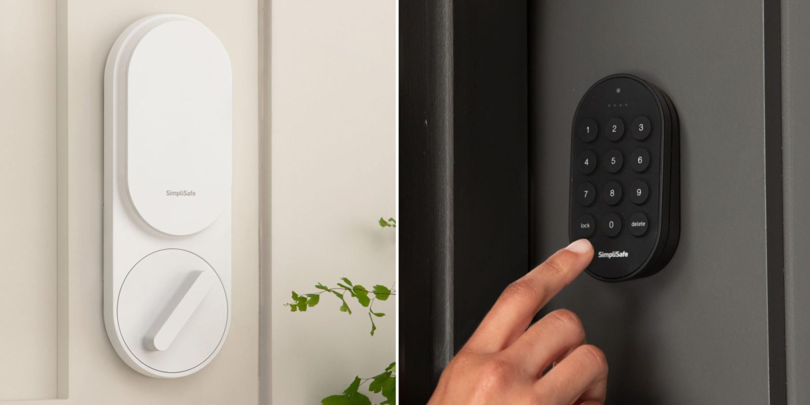 SimpliSafe Smart Lock debuts as 'thinnest on the market' w/ compelling price