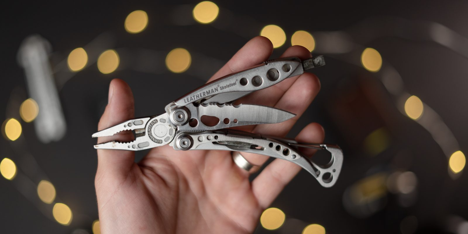 Leatherman Skeletool: My favorite everyday carry [Video]