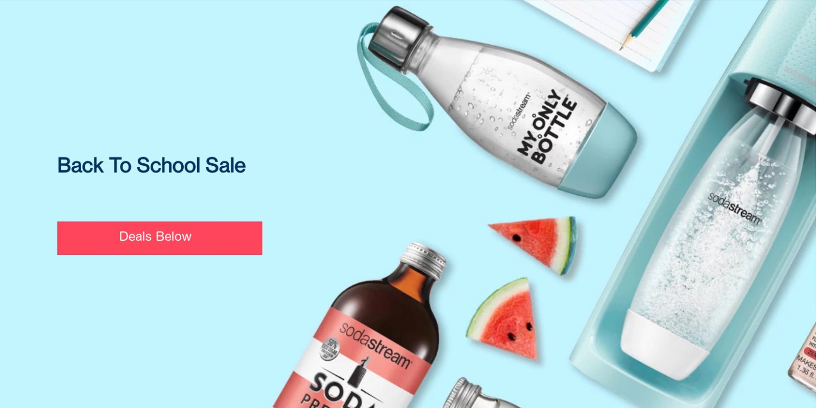 SodaStream Labor Day sale now live with up to 15% off sitewide + more