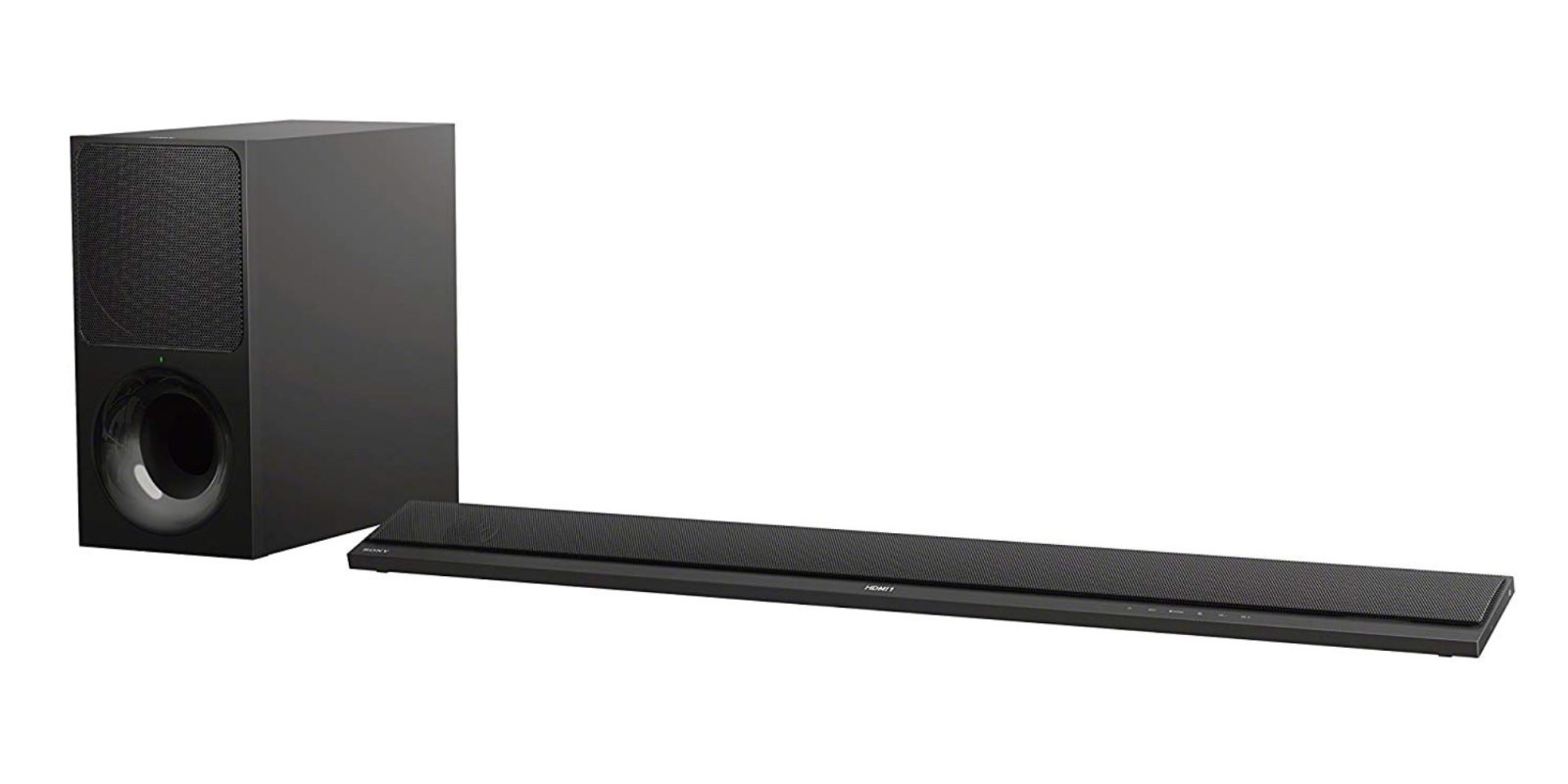 Sony's 2.1-Ch. Chromecast-enabled Bluetooth Soundbar is down to $220 ($80 off)