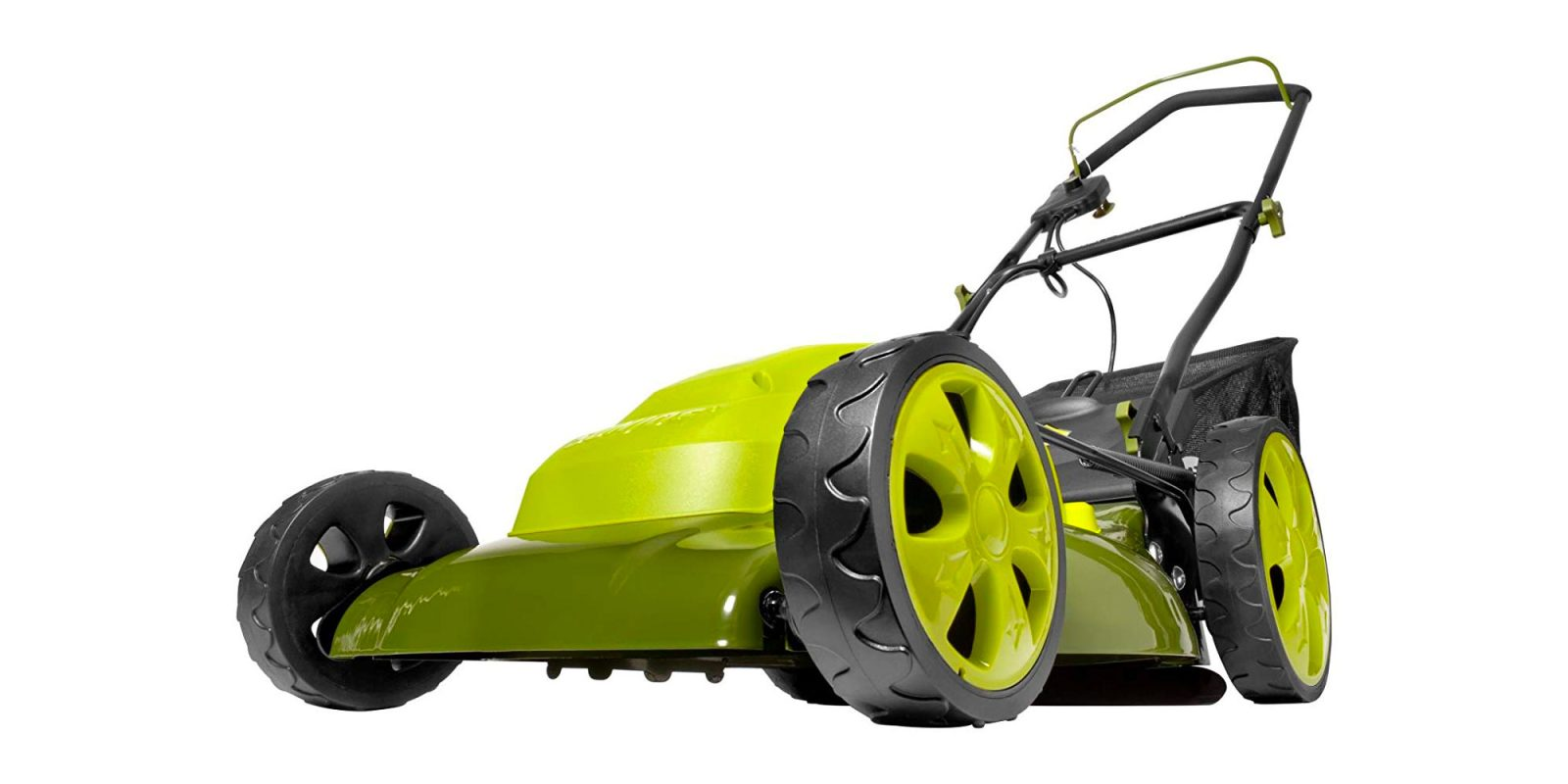 Sun Joe's 20-inch electric lawn mower hits new low of $89 (25%+ off)