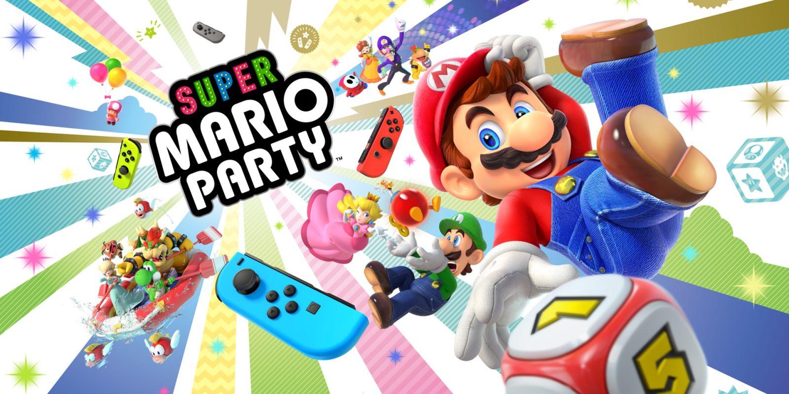 Today's Best Game Deals: Super Mario Party $40, Stardew