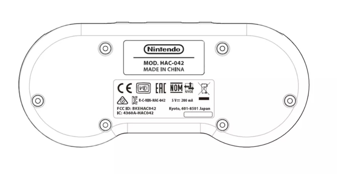 NES games for Switch? FCC Filing