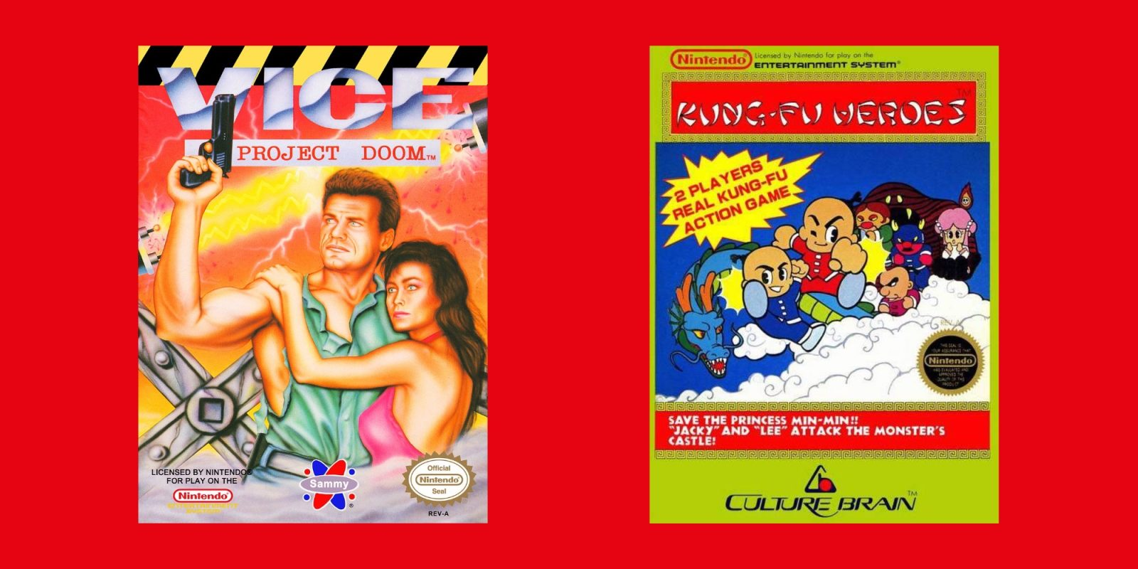 Nintendo adds two of the most obscure NES titles to its Switch Online service