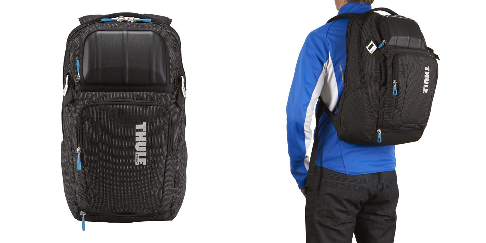 Your MacBook and iPad Pro want a Thule Crossover Backpack: $87.50 (Reg. $115+)
