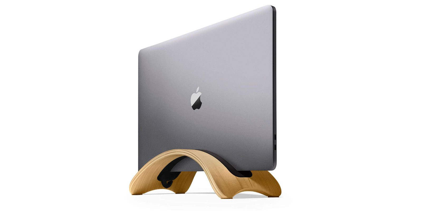 This Twelve South BookArc MacBook Stand is made of birch: $20 (Save 65%)