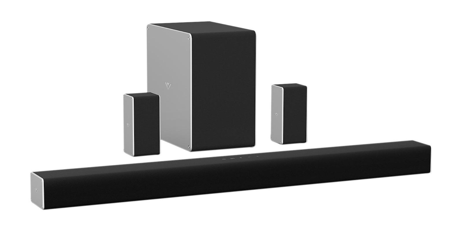 VIZIO's 36-inch Dolby Atmos Soundbar System drops to $230 (Refurb, Orig. $500)