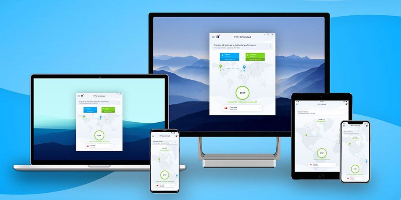 Protect yourself online with a VPN Unlimited lifetime subscription for $19