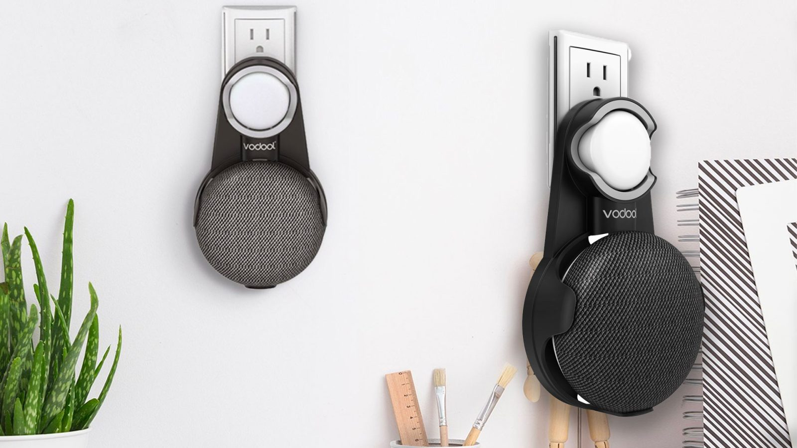 Your Google Home Mini deserves a new home with this $5 wall mount