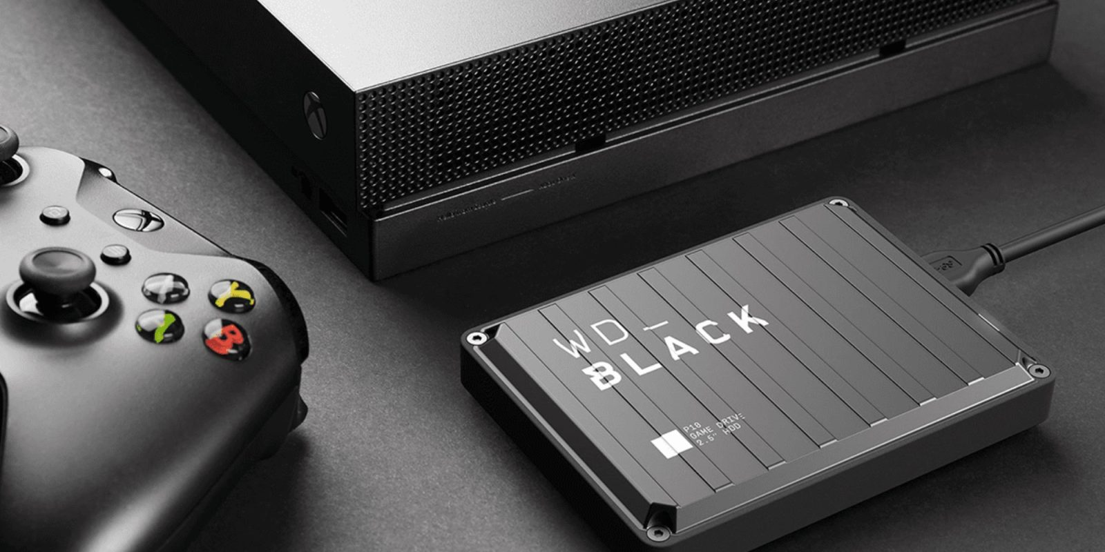 Western Digital unveils new 12TB Game Drive for Xbox One alongside SSDs, more