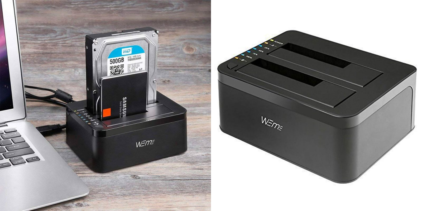 For $20, anyone who works on computers should have this dual USB 3.0 SATA dock