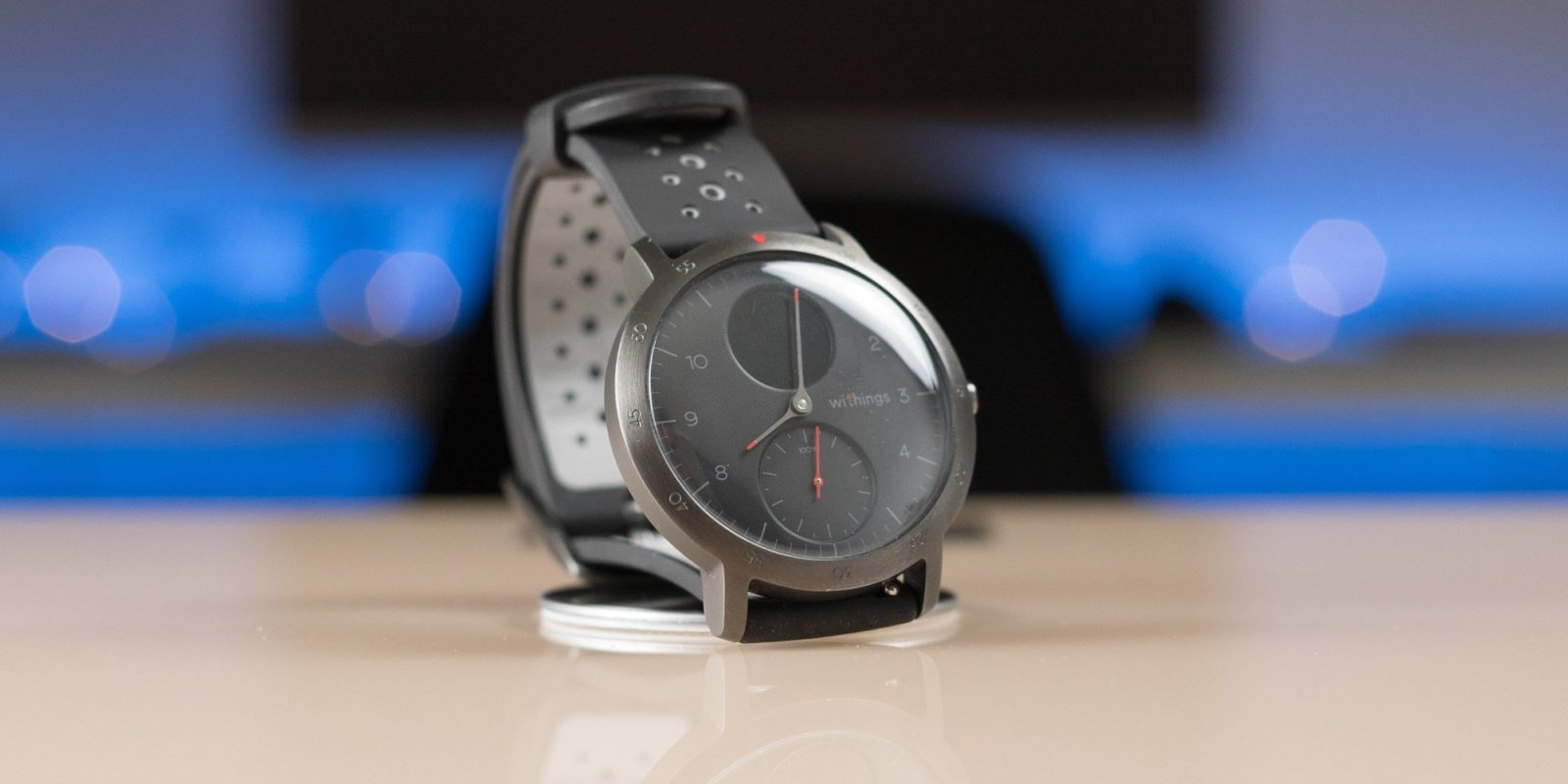 Monitor sleep, heart rate and more with Withings Steel Smartwatches from $144