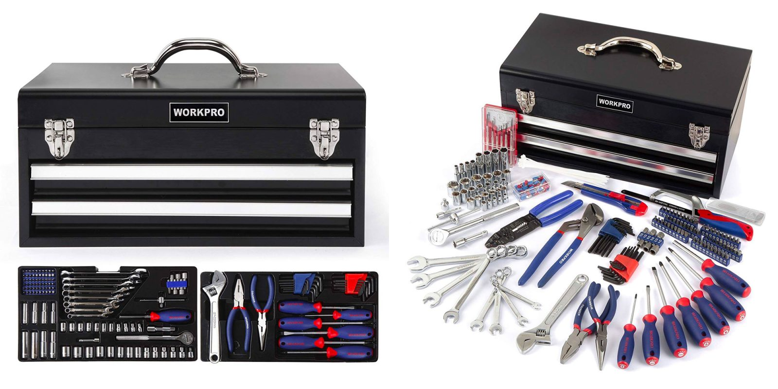 This 239-piece tool set is a must for DIYers at nearly 50% off, now $52.50