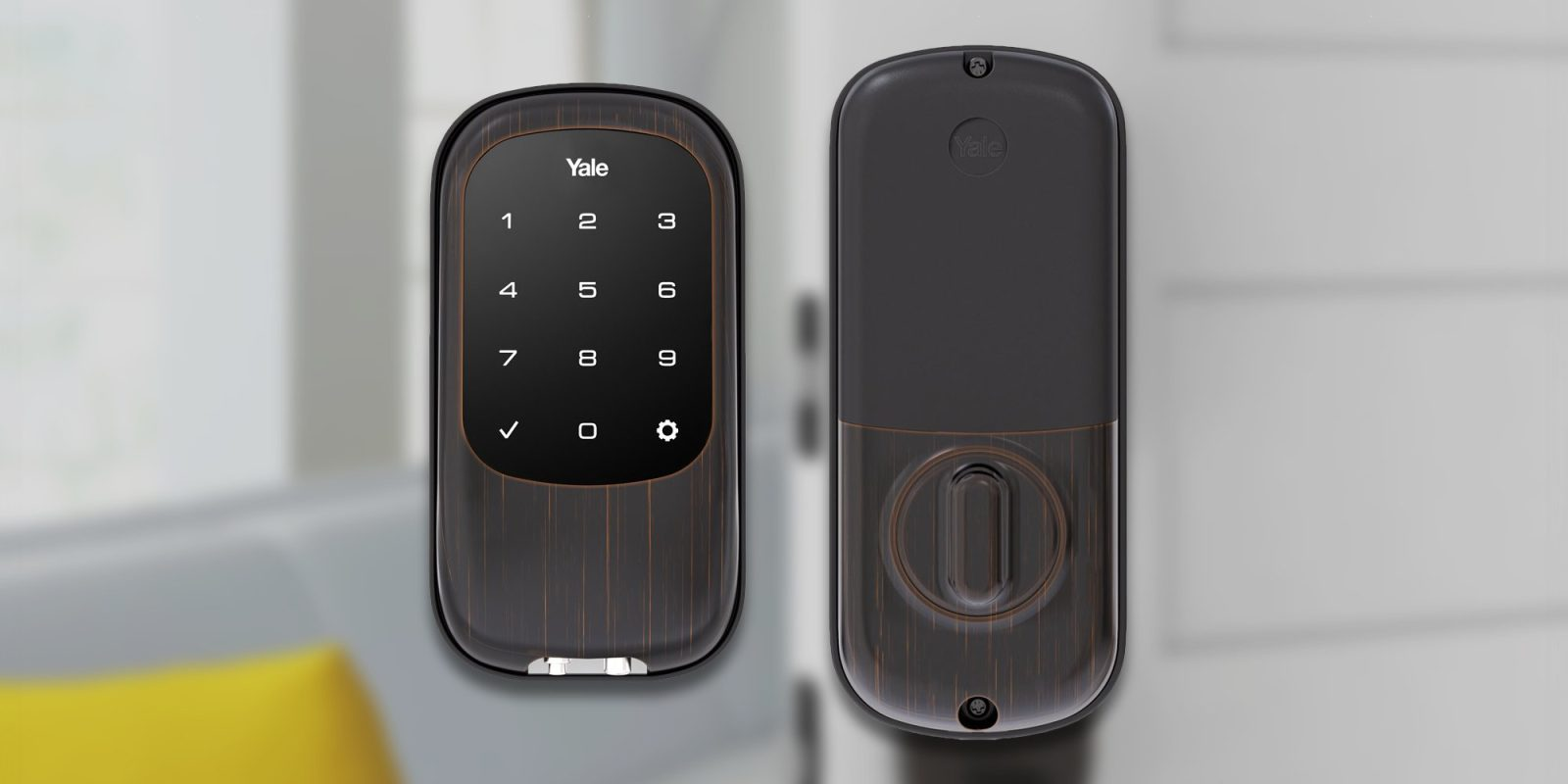 Go keyless with Yale Security's Touchscreen Deadbolt: $92 (Save $35)