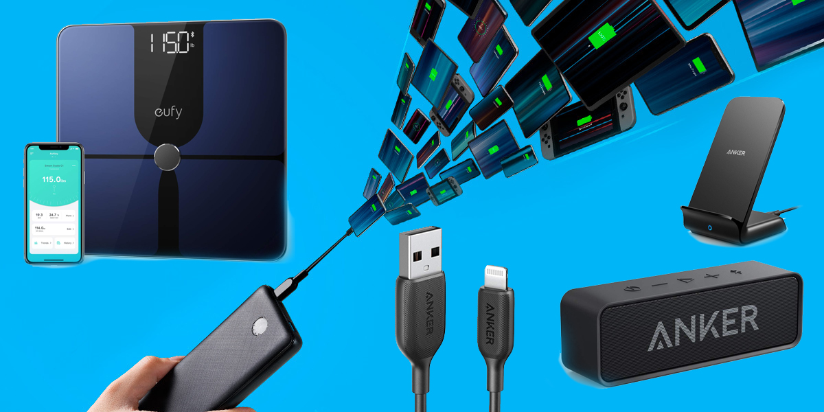 Anker Labor Day sale starts at $10 with best of 2019 pricing on smartphone accessories, more