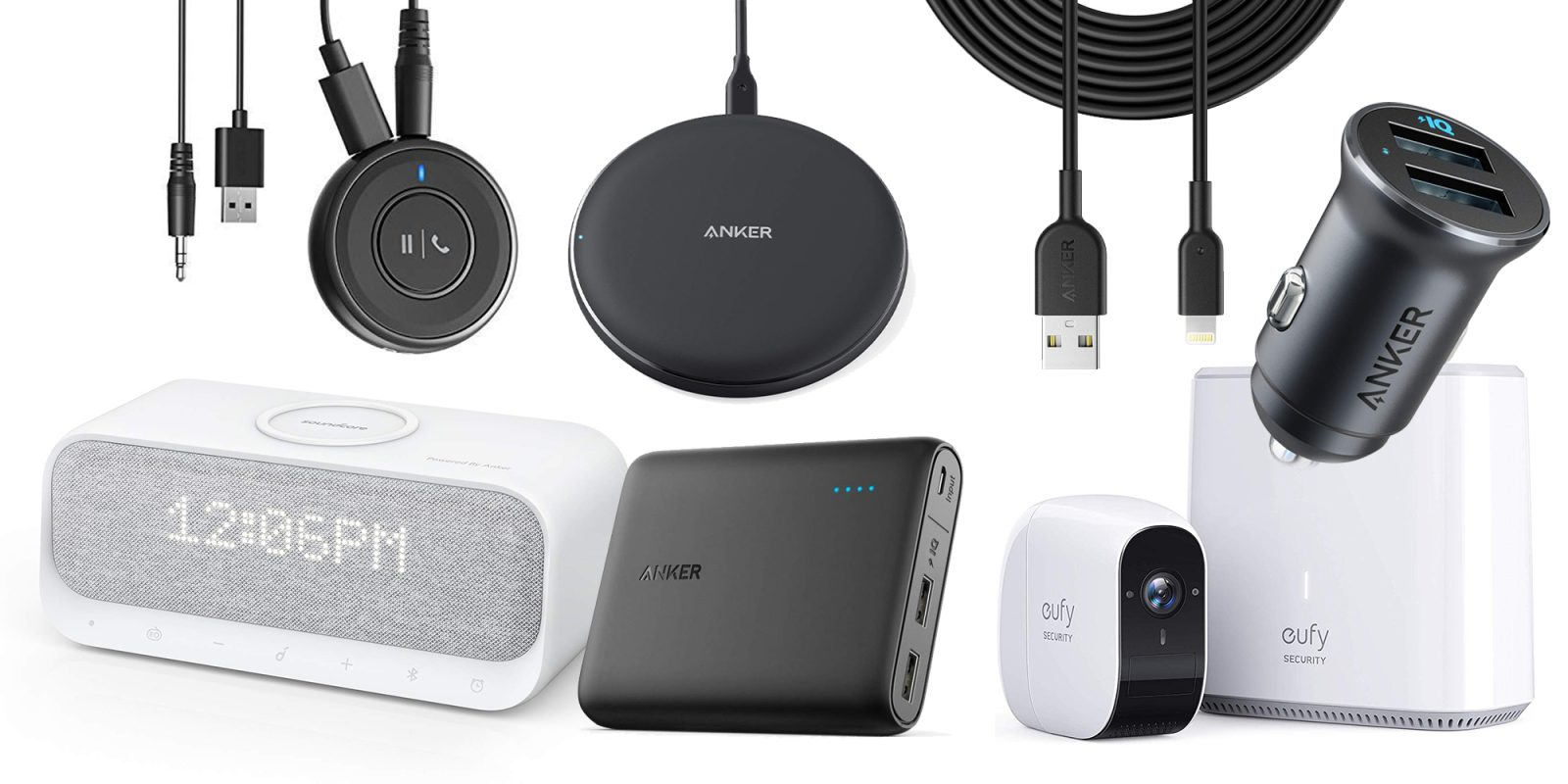 Anker's massive Summer Sale discounts accessories, cables, batteries, more from $10