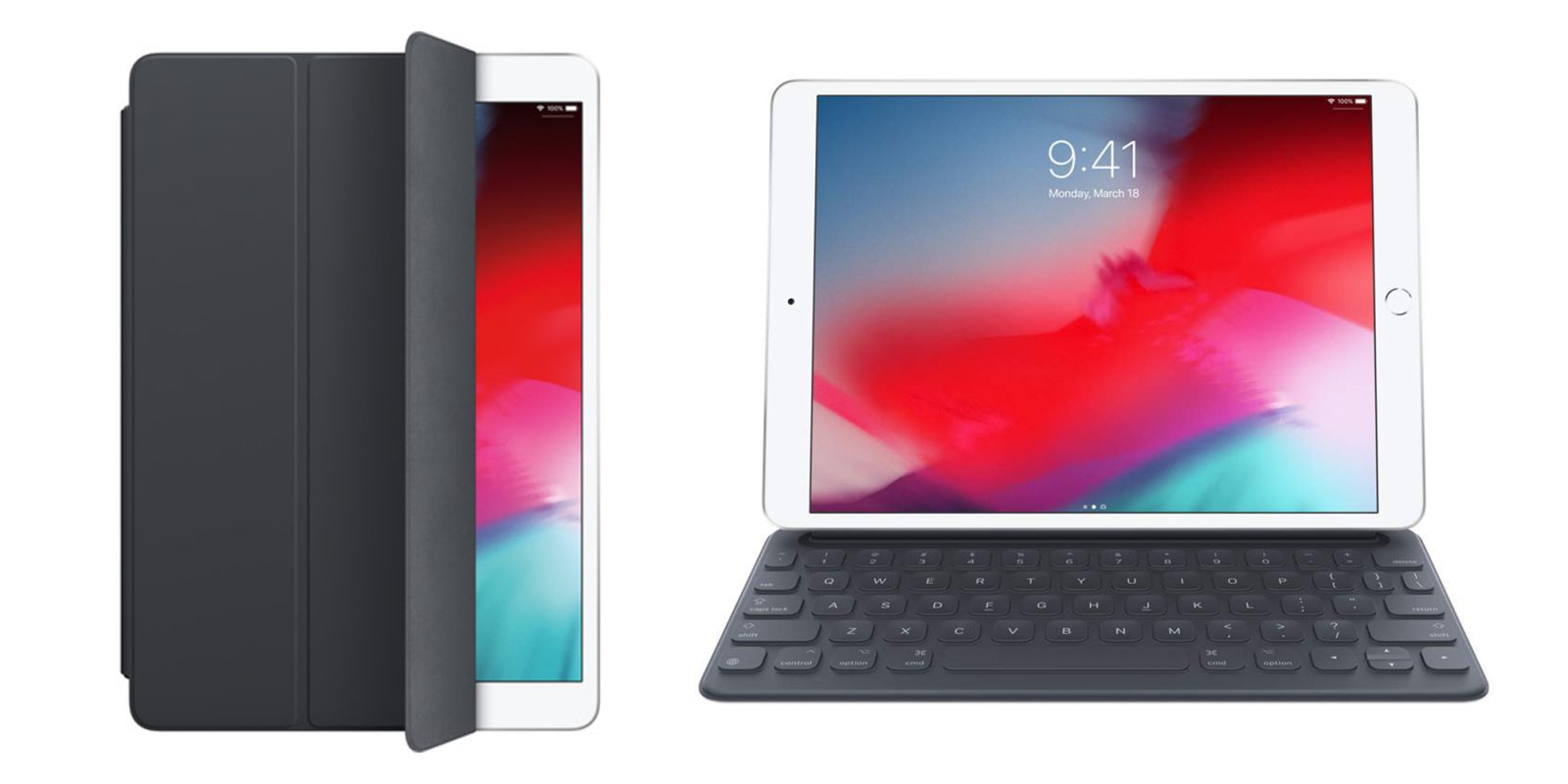 Official Smart Cover and Keyboard for Apple's 10.5-inch iPads from $29.50