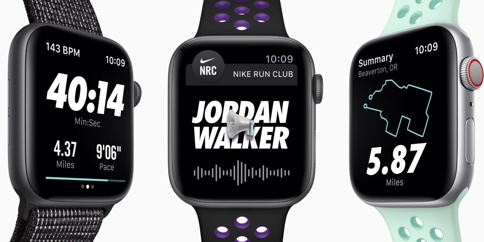 Apple Watch Nike+ Series 4 Cellular from $394, today only (Reg. $499+)