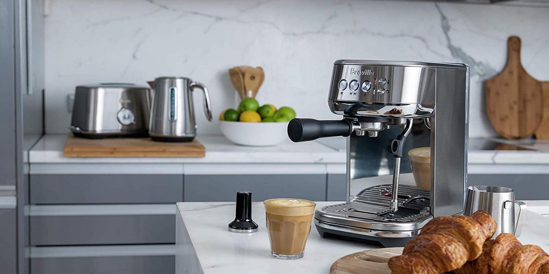 Save $100 on the Breville Bambino Plus Espresso Machine at $400