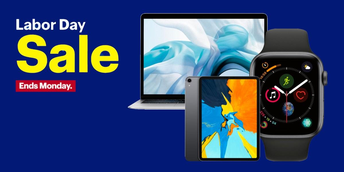 Best Buy Apple sale