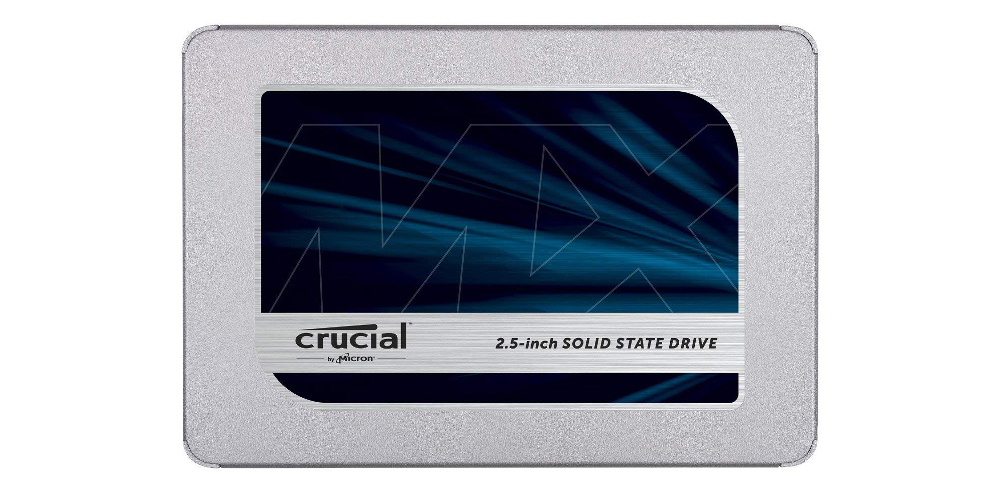 Crucial's MX500 1TB 2 5-inch SSD hits best price yet at $97