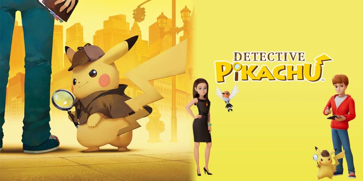 Detective Pikachu Switch