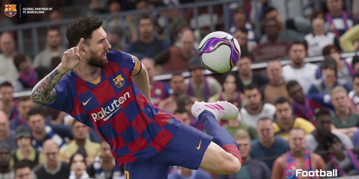 eFootball PES 2020 Mobile coming this October