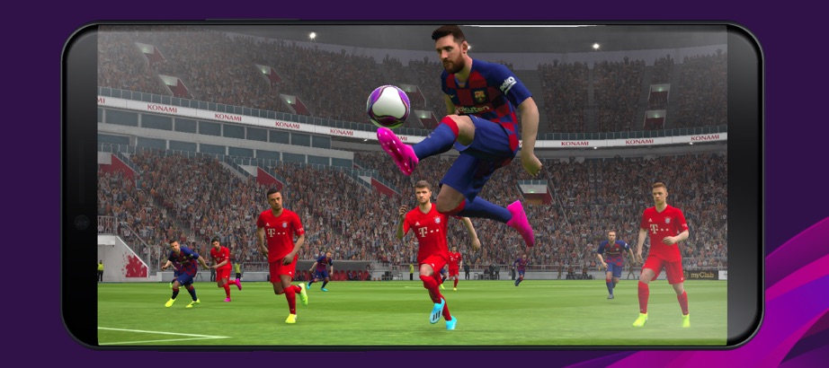 eFootball PES 2020 Mobile for iOS and Android