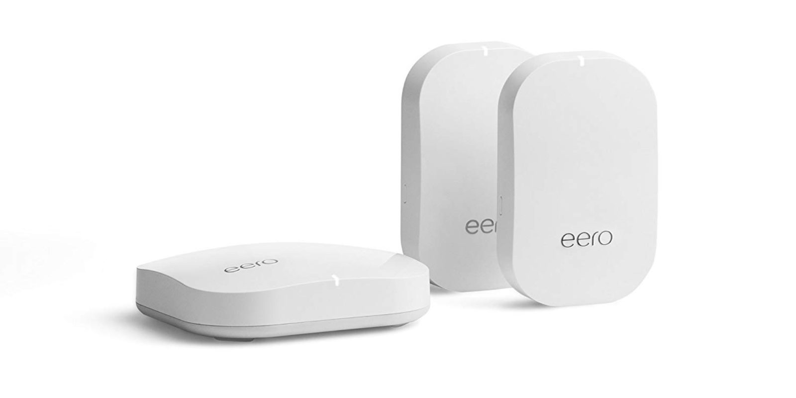 Amazon drops eero Mesh Wi-Fi Systems to some of the best prices yet from $159