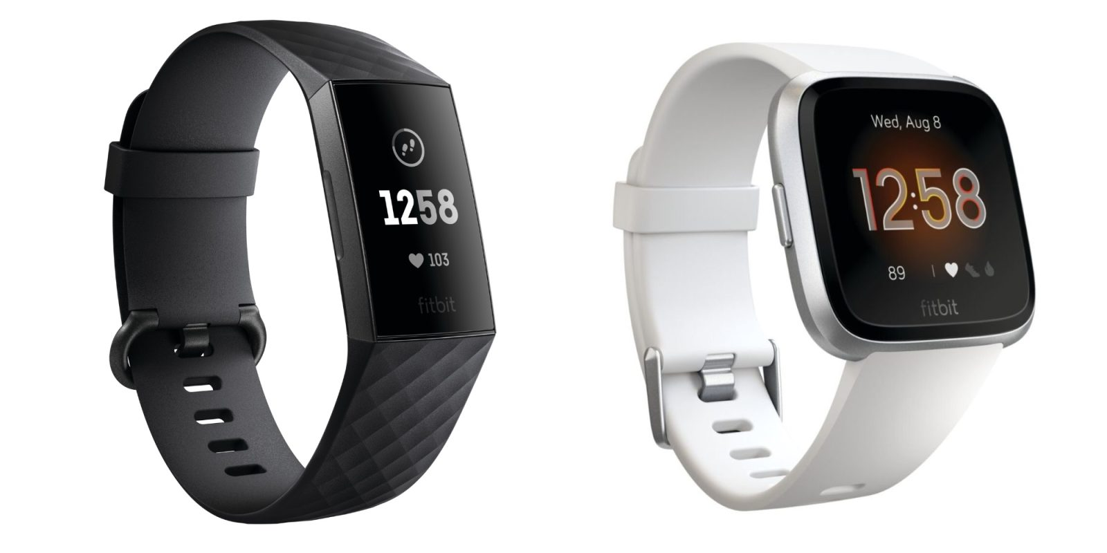 Take 20% Fitbit Charge 3 Fitness Tracker at $120 or Versa