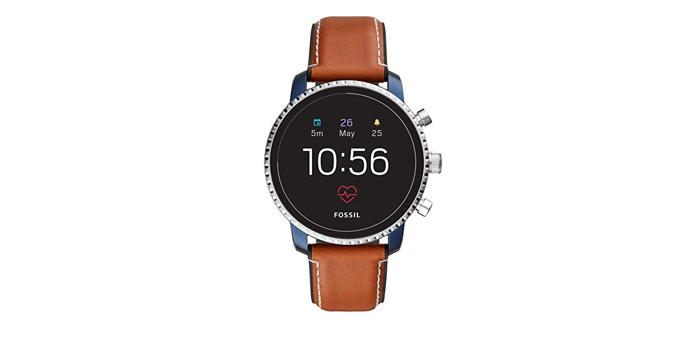 Fossil Gen 4 Explorist Leather Smartwatch is $125, more (Reg. $180)