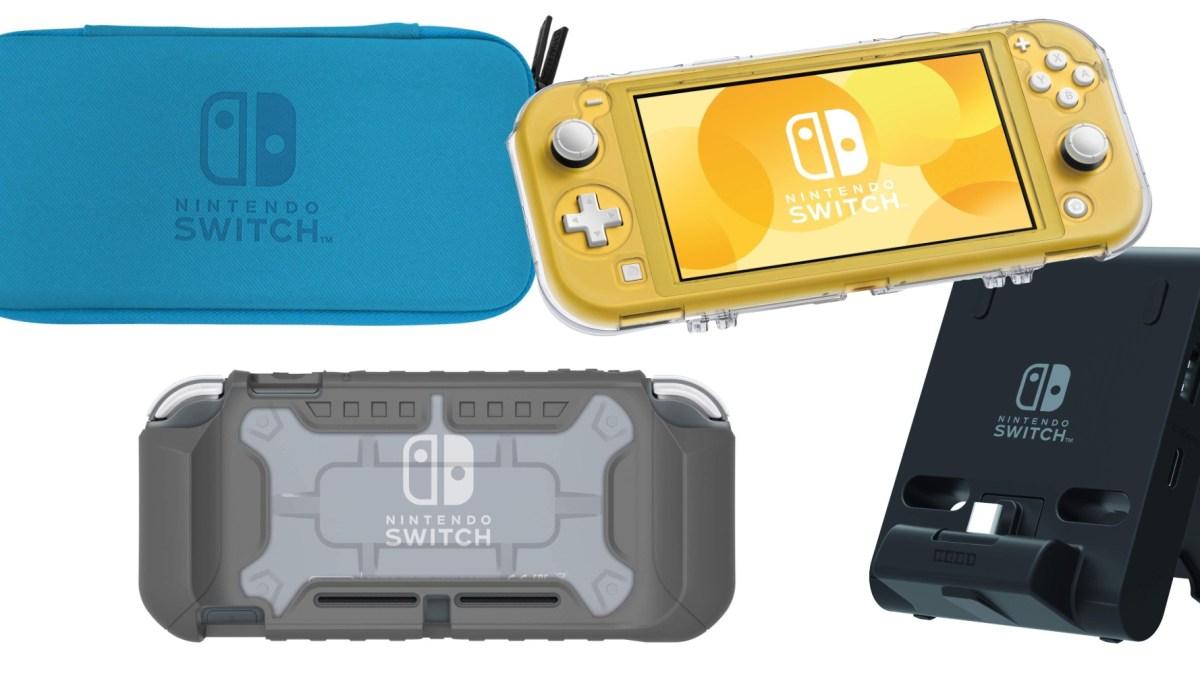 Hori Switch Lite Case