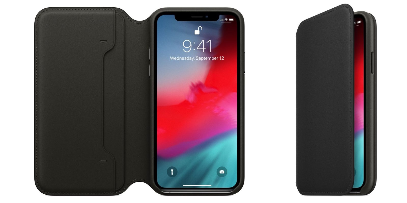 Amazon drops the price on iPhone XS/Max Leather Folio Cases starting at $50