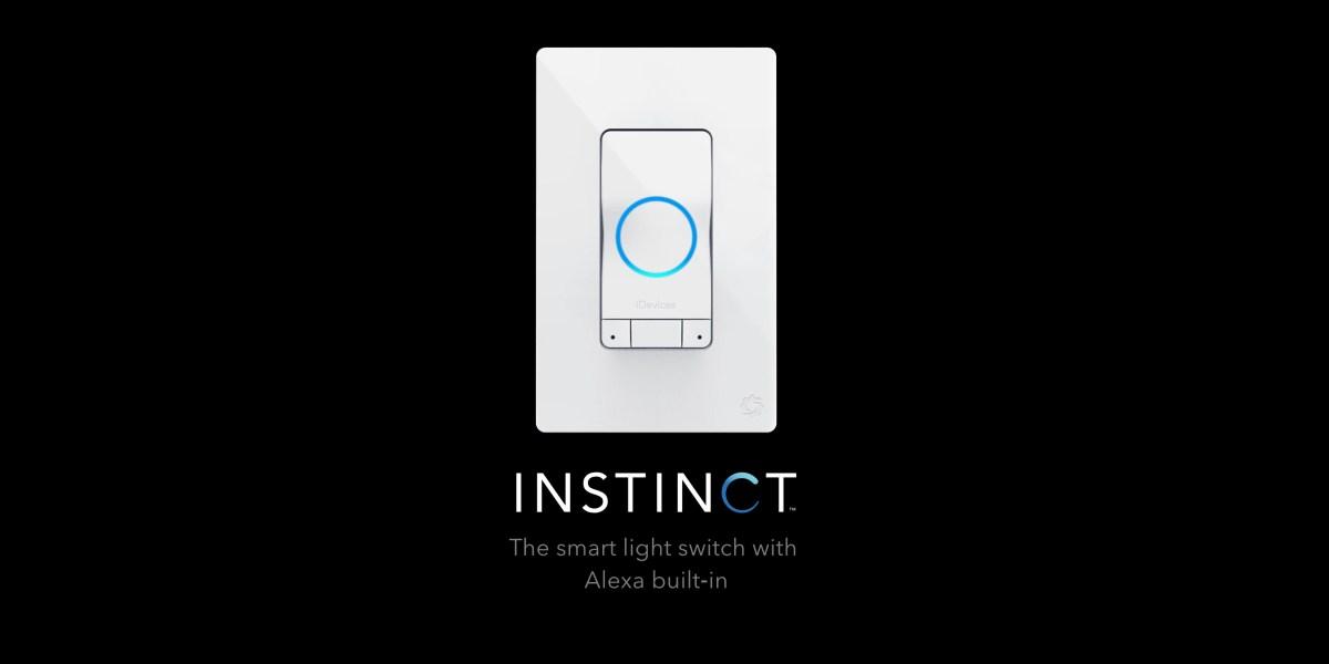 idevices instinct smart switch