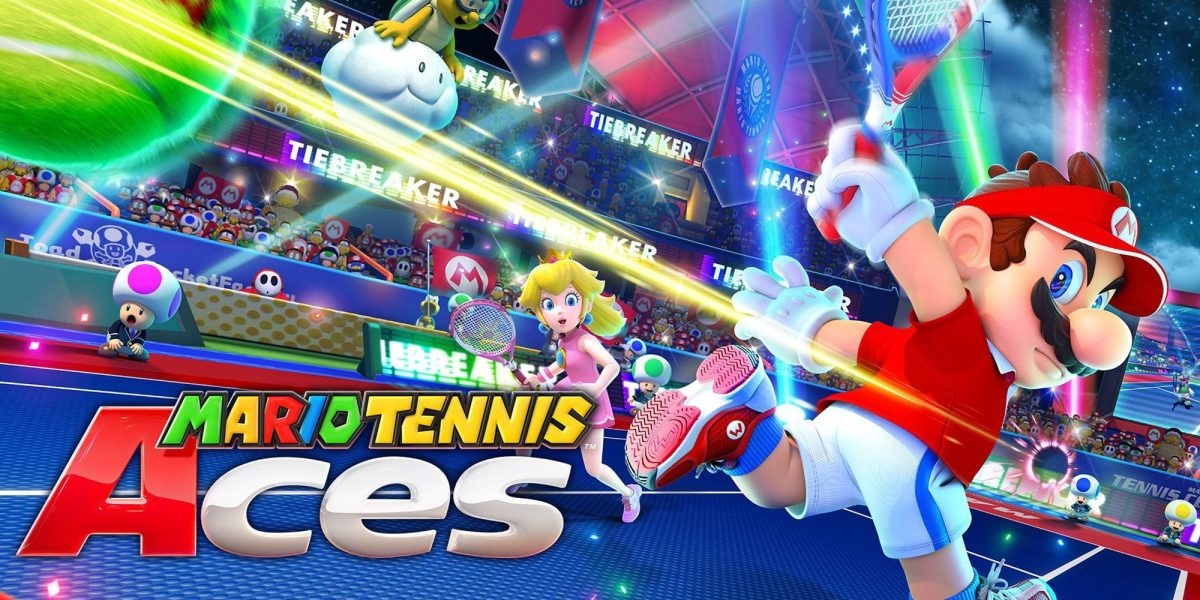 Mario Tennis Aces goes FREE