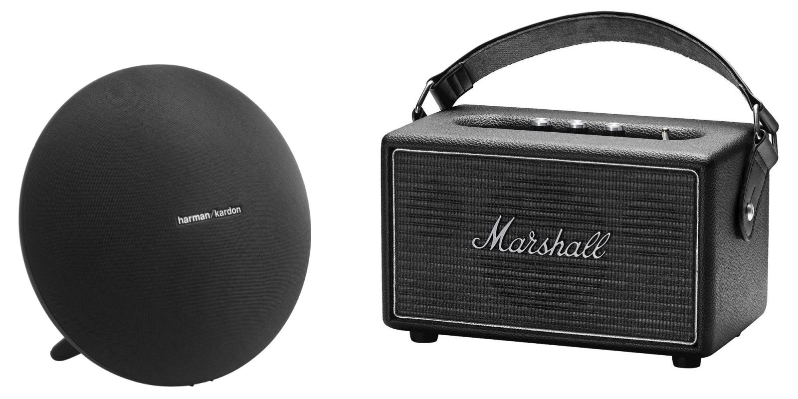Take 40% off Marshall's Kilburn Steel Bluetooth Speaker: $150, more from $100