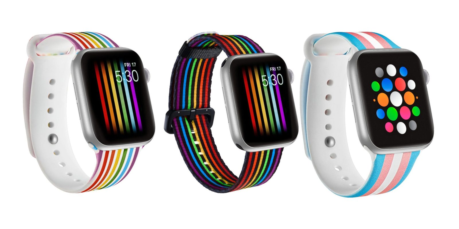 Modal Apple Watch Pride Bands hit $10 in a variety of styles, today only