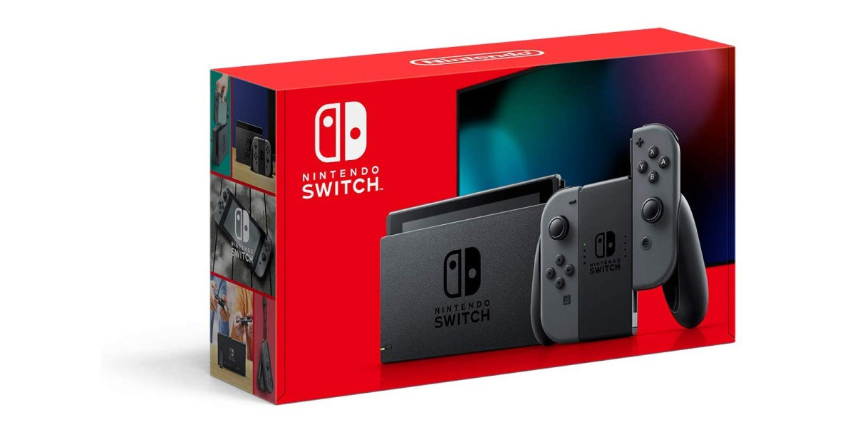 Latest Nintendo Switch Drops To New Amazon All Time Low With Limited Time Deal 9to5toys